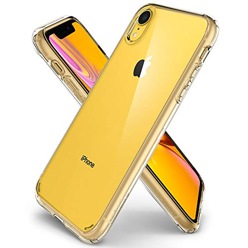 Funda transparente y fina para iPhone Xr