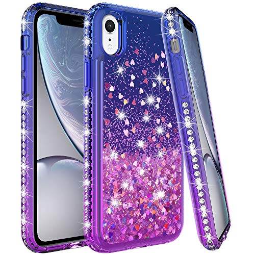 Funda de silicona para iPhone Xr