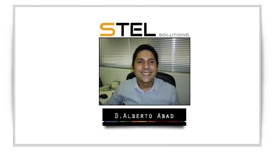 Charlamos de NFC  con D. Alberto Abad Ingeniero de Telecomunicaniones