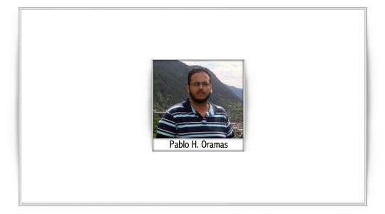 Crucigramas HD, Entrevista con el creador Pablo H. Oramas