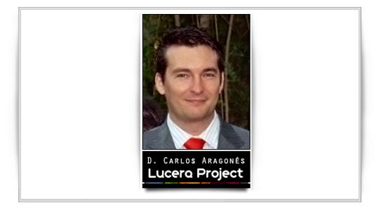 Carlos Aragonés (Lucera Project), profesional de la programación gráfica