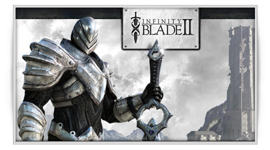 Infinity Blade II sorteo
