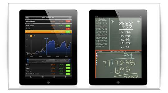 El iPad en números los próximos años
