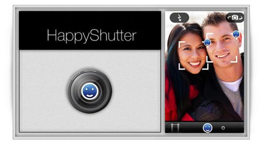 HappyShutter: hace la foto cuando detecta sonrisas