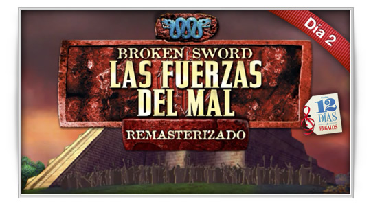 regalo12 dias broken sword