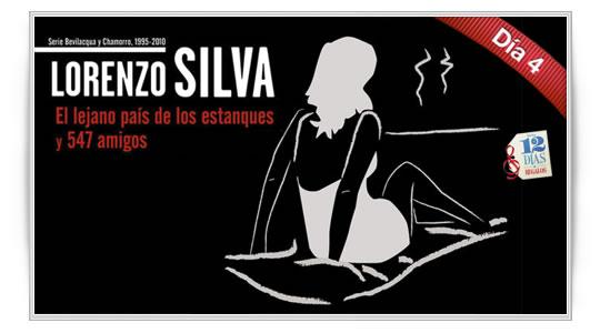 12 días de regalos: iBook de Lorenzo Silva