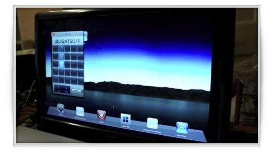 Aplicaciones de iOS en el Apple TV