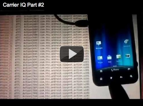 """Deshabilitar el rastreador """"Carrier IQ"""" en iPhone"""