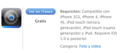 itunes happyshutter