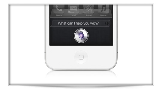 Spire: Siri en tu iPhone 4