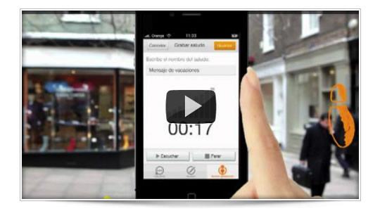 On Voicefeed: Buzón inteligente para iPhone