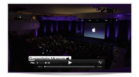 El evento completo de Apple en vídeo