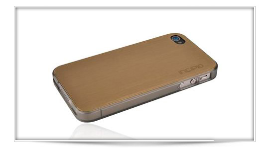 Funda Le Deux para iPhone 4/4S de incipio