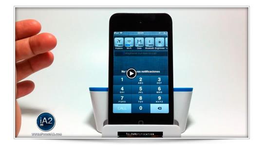 TelOnNotification: llamar desde el Centro de Notificaciones
