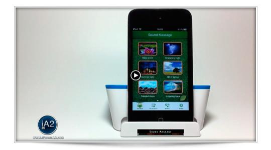 Sound Massage: Anti stress App