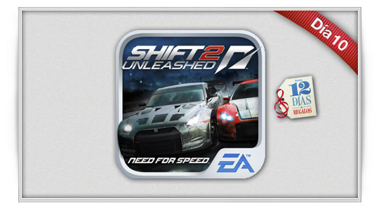12 días de regalos: Shift 2 Unleashed