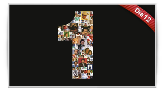 12 días de regalo: Julio Iglesias