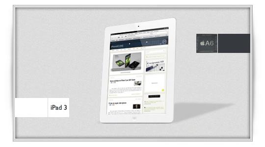 Tras el corazón del iPad 3