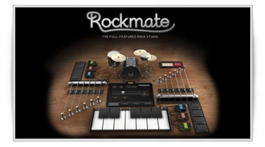 Rockmate: hagamos rock juntos