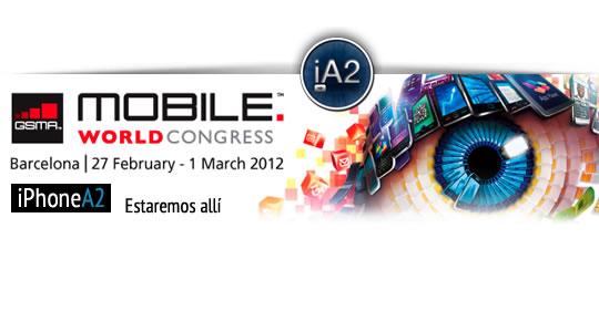 iPhoneA2 estará en el MWC Barcelona