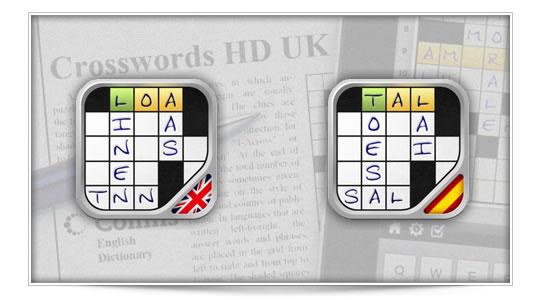 Para mejorar tu inglés: Crucigramas HD versión británica [Sorteo]