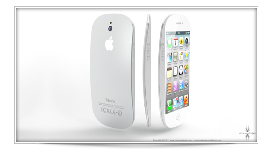 iPhone5 Magic Mouse 2