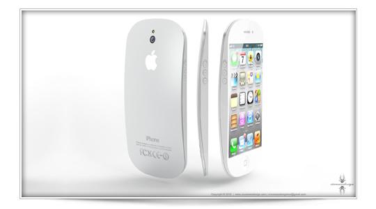 iPhone5 Magic Mouse 2