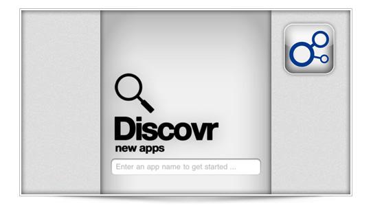 Discovr Apps, encuentra las mejores