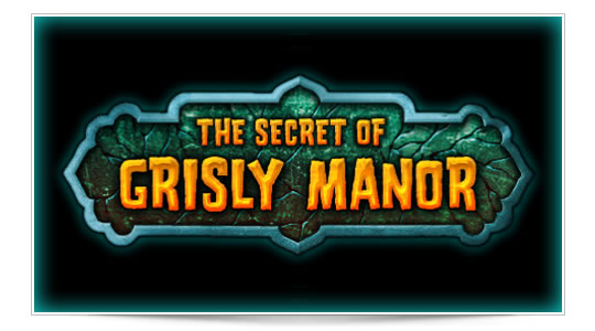 Secret of Grisly Manor [Vídeo HD]