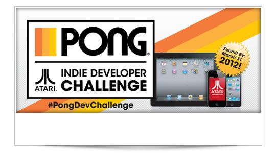 Desafío de Atari para hacer un remake de PONG