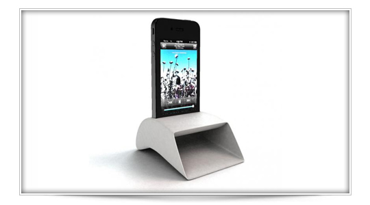 iHorn, amplifica sonido iPhone