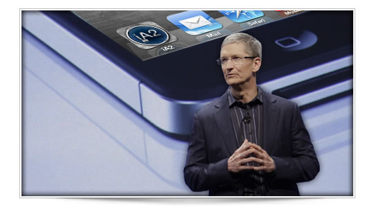 Tim cook goldman