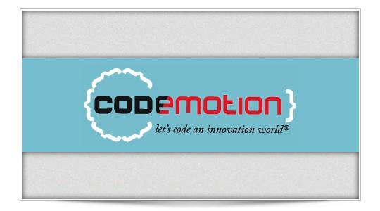 Llega a España el Codemotion, el evento en el que no importan los lenguajes.