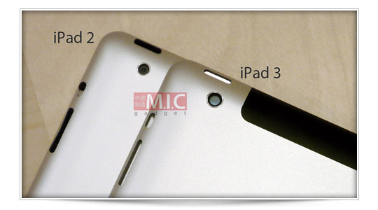Resumen de rumores del iPad 3