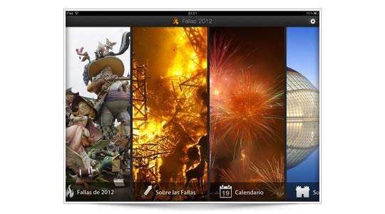 Fallas 2012, la mejor App para vivir las Fallas