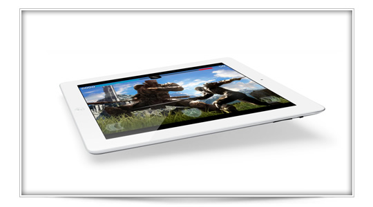 Apps compatibles con la  Retina del iPad N