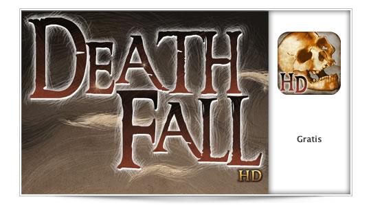 DeathFall HD, gratis, entretenido.