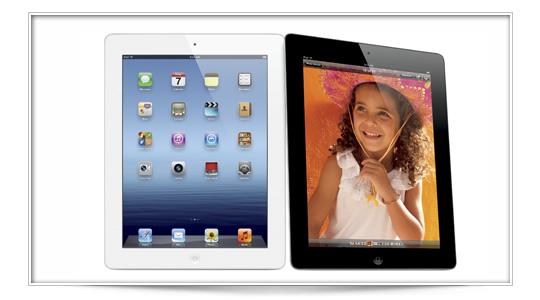 Viernes a las 8:00 iPad Nuevo, precios