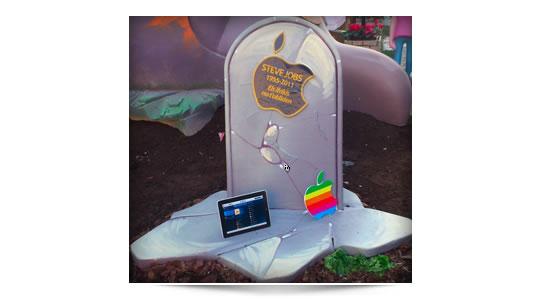 Las Fallas no se olvidan de nuestro Steve Jobs