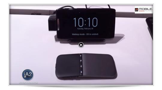 Motorola Razr convierte una tele normal en SmartTV
