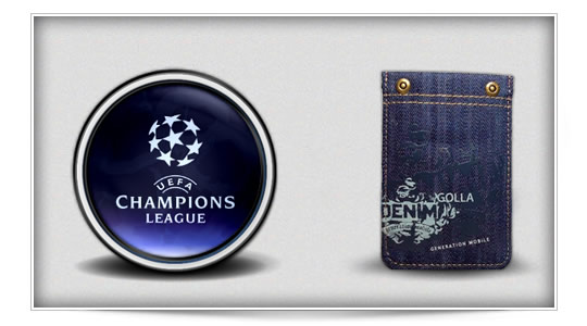 Porra Champion, Regalo funda iPhone iPod