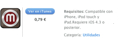 itunes MiniatureCam