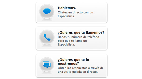 servicios especialistas Apple Online Store