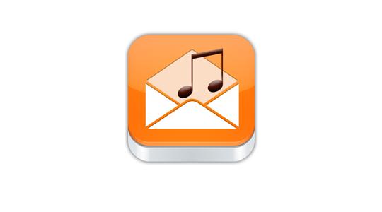 Song2Email, envía canciones de tu biblioteca por e-mail