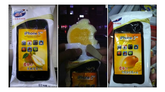 Helado iPhone5
