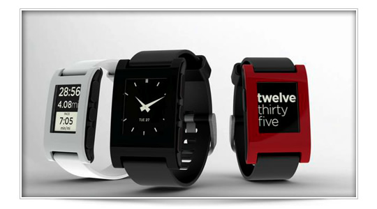 Pebble: reloj para iPhone y Android por 100 €