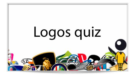 Logos Quiz, acierta las marcas