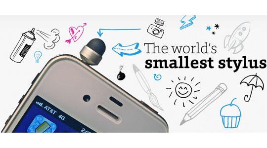 MicroStylus, el Stylus más pequeño del mundo