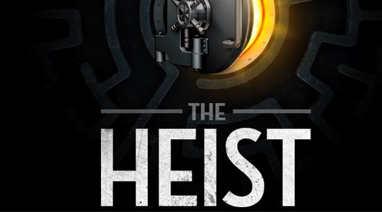 The Heist, puzzles en estado puro