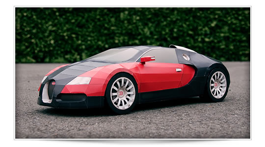 OffTopic: Puedes tener tu propio Bugatti Veyron ¡Gratis!